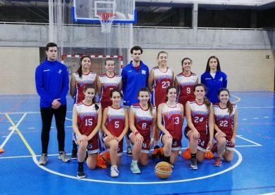copa colegial femenina 2019-20